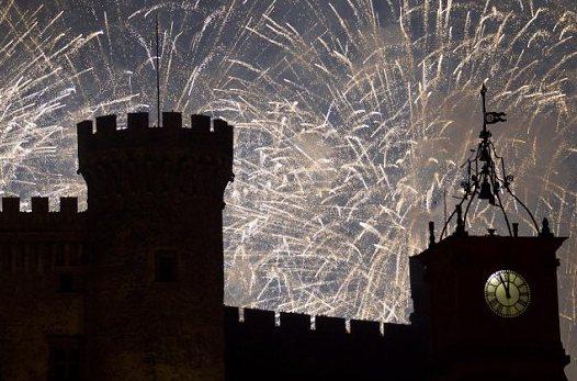 Castelli Capodanno Roma