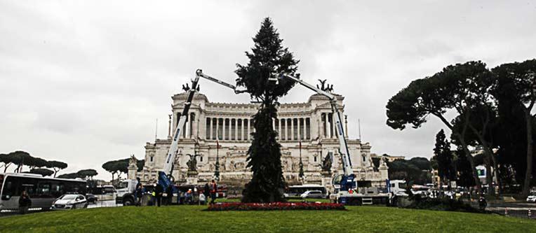 natale 2019 roma spezzacchio